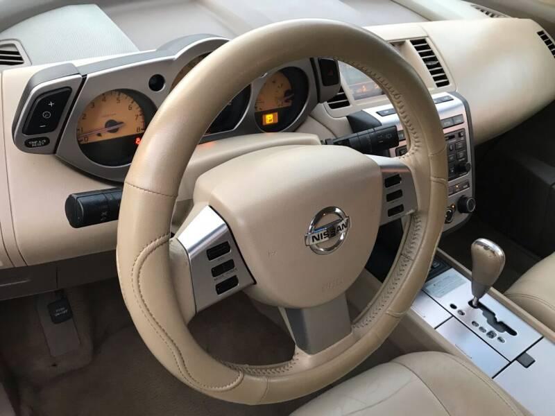 2004 Nissan Murano AWD SL 4dr SUV - Westampton NJ