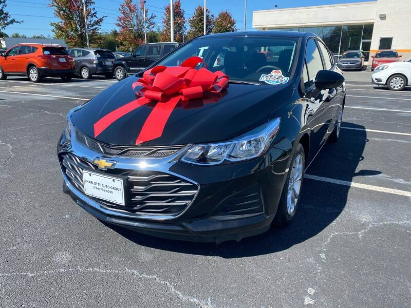 2019 Chevrolet Cruze for sale at Charlotte Auto Group, Inc in Monroe NC