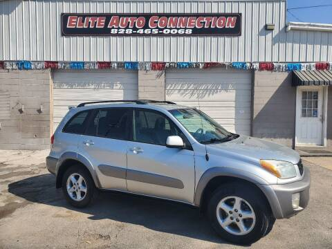 2001 Toyota RAV4 for sale at Elite Auto Connection in Conover NC