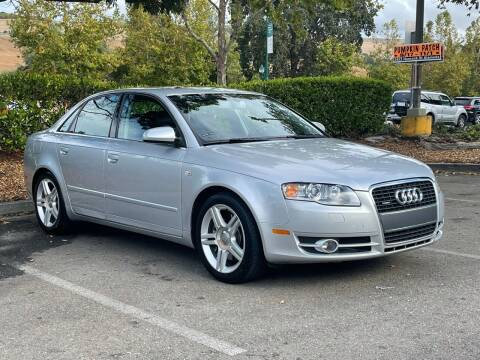2005 Audi A4 for sale at CARFORNIA SOLUTIONS in Hayward CA