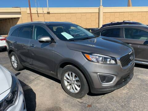 2016 Kia Sorento for sale at New Start Auto in Richardson TX