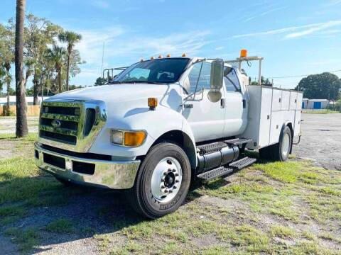 2010 Ford F-750 for sale at Scruggs Motor Company LLC in Palatka FL