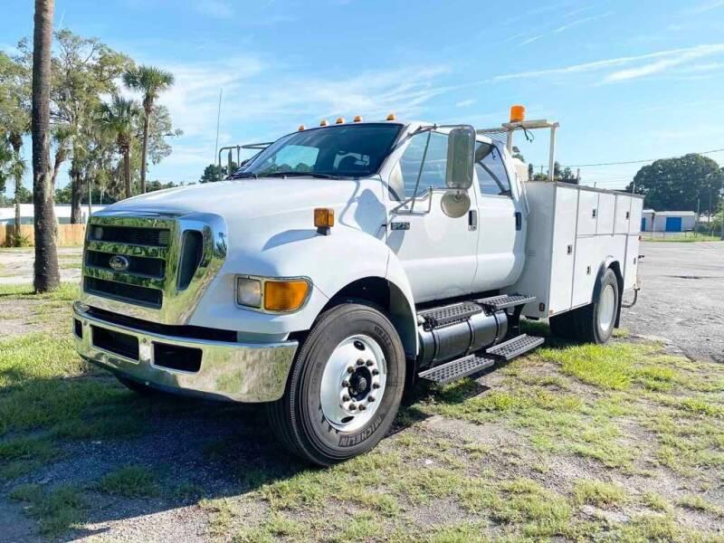 2010 Ford F-750 for sale at Scruggs Motor Company LLC in Palatka FL
