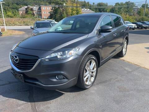 2013 Mazda CX-9 for sale at Turnpike Automotive in North Andover MA