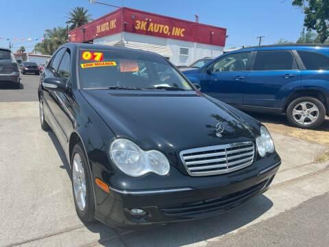 2007 Mercedes-Benz C-Class for sale at 3K Auto in Escondido CA
