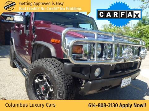 2006 HUMMER H2 SUT for sale at Columbus Luxury Cars in Columbus OH