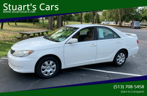 2006 Toyota Camry for sale at Stuart's Cars in Cincinnati OH