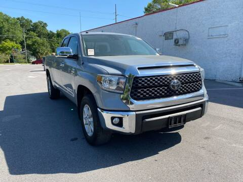 2019 Toyota Tundra for sale at LUXURY AUTO MALL in Tampa FL