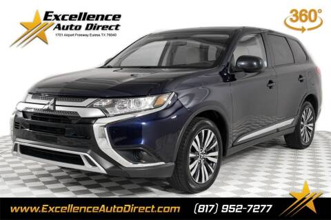 2019 Mitsubishi Outlander for sale at Excellence Auto Direct in Euless TX