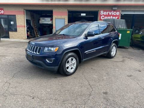 2014 Jeep Grand Cherokee for sale at KING AUTO SALES  II in Detroit MI