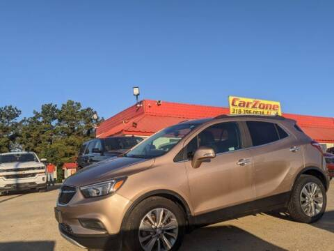 2018 Buick Encore for sale at CarZoneUSA in West Monroe LA