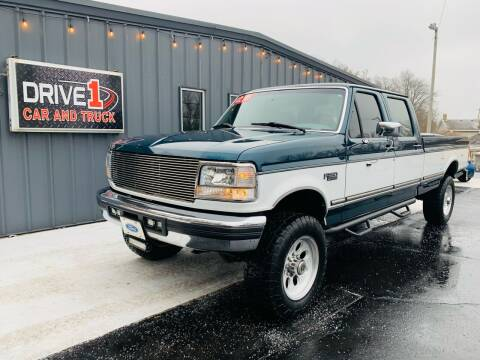 1997 Ford F-350 for sale at Drive 1 Car & Truck in Springfield OH