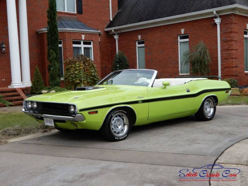 1970 Dodge Challenger for sale at SelectClassicCars.com in Hiram GA