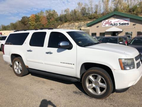 2007 Chevrolet Suburban for sale at Gilly's Auto Sales in Rochester MN