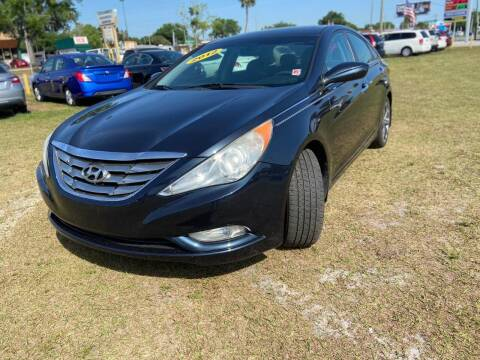 2012 Hyundai Sonata for sale at Unique Motor Sport Sales in Kissimmee FL