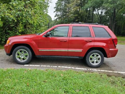 2010 Jeep Grand Cherokee for sale at Benz auto sales in Willis TX