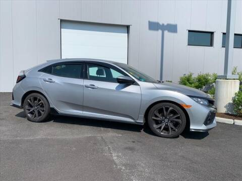 2018 Honda Civic for sale at Bald Hill Kia in Warwick RI