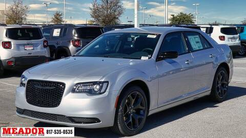 2021 Chrysler 300 for sale at Meador Dodge Chrysler Jeep RAM in Fort Worth TX