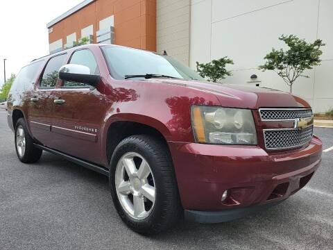 2008 Chevrolet Suburban for sale at ELAN AUTOMOTIVE GROUP in Buford GA