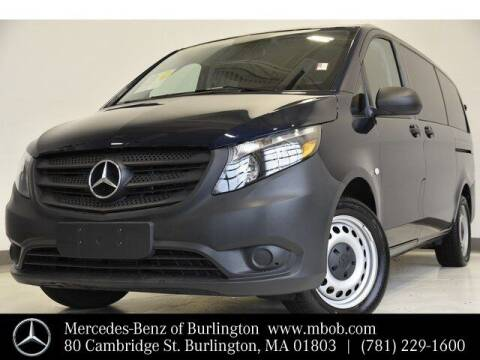 2019 Mercedes-Benz Metris for sale at Mercedes Benz of Burlington in Burlington MA
