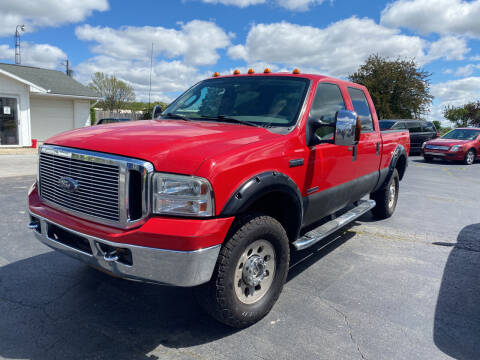 2006 Ford F-250 Super Duty for sale at 309 Auto Sales LLC in Harrod OH