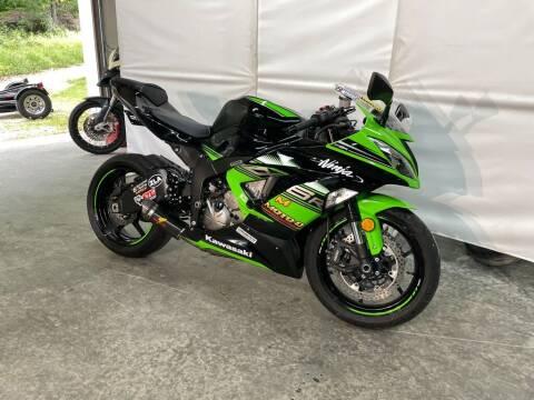2017 Kawasaki ZX-6R ABS KRT for sale at Kent Road Motorsports in Cornwall Bridge CT