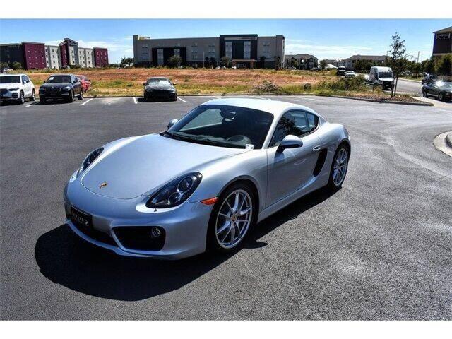 2014 Porsche Cayman for sale in Midland, TX