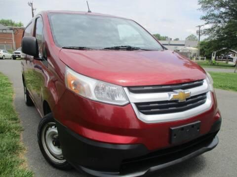 2015 Chevrolet City Express Cargo for sale at A+ Motors LLC in Leesburg VA