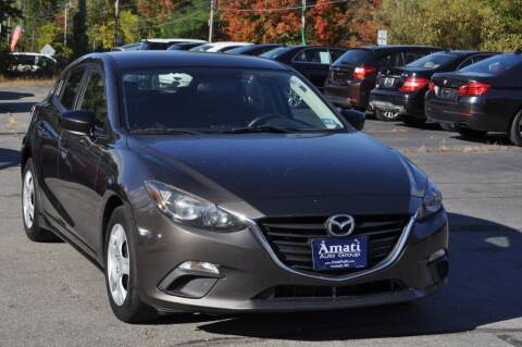 2014 Mazda MAZDA3 for sale at Amati Auto Group in Hooksett NH