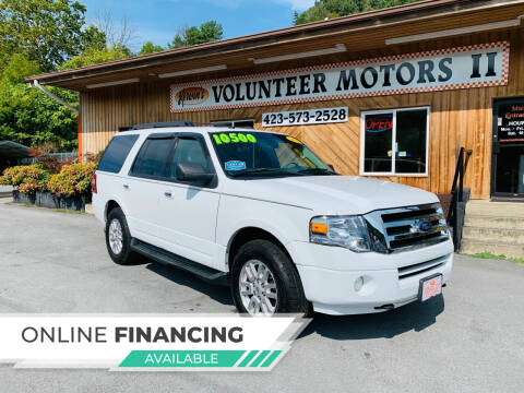 2012 Ford Expedition for sale at Kerwin's Volunteer Motors in Bristol TN