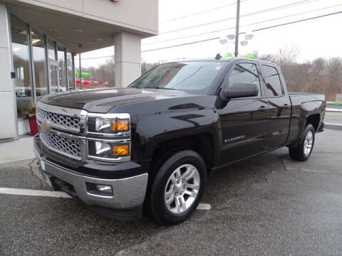 2014 Chevrolet Silverado 1500 for sale at KING RICHARDS AUTO CENTER in East Providence RI