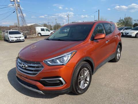 2017 Hyundai Santa Fe Sport for sale at Mr. Auto in Hamilton OH