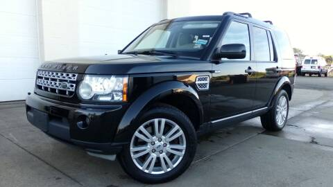 2011 Land Rover LR4 for sale at Prudential Auto Leasing in Hudson OH