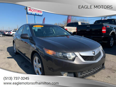 2009 Acura TSX for sale at Eagle Motors in Hamilton OH