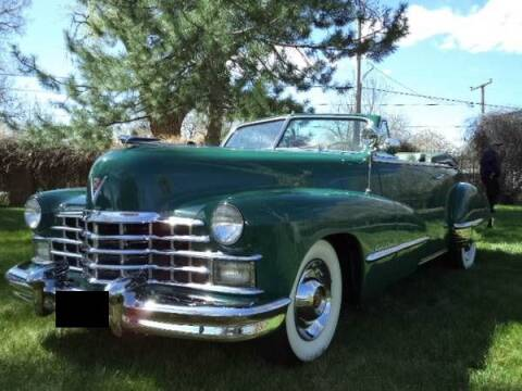 1947 Cadillac Series 62 for sale at Haggle Me Classics in Hobart IN