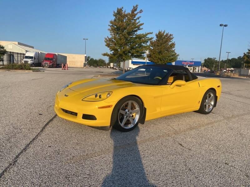 2006 Chevrolet Corvette for sale at TKP Auto Sales in Eastlake OH
