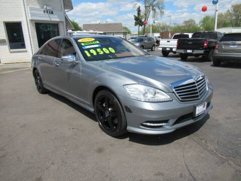 2010 Mercedes-Benz S-Class for sale at Auto Land Inc in Crest Hill IL
