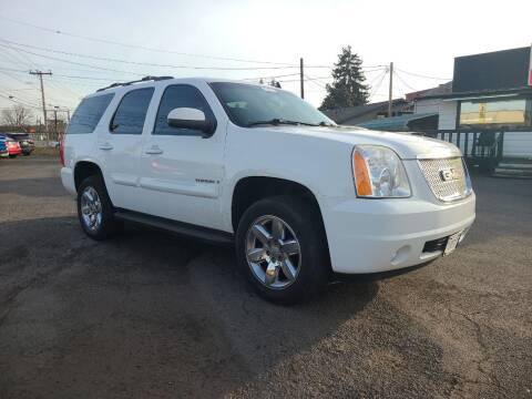 2009 GMC Yukon for sale at Universal Auto Sales in Salem OR
