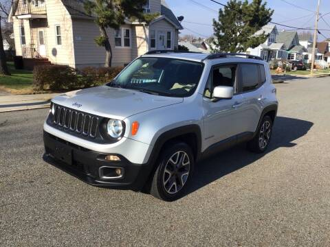 2015 Jeep Renegade for sale at Bromax Auto Sales in South River NJ