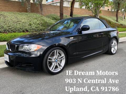 2011 BMW 1 Series for sale at IE Dream Motors-Upland in Upland CA