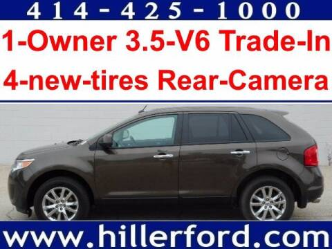 2011 Ford Edge for sale at HILLER FORD INC in Franklin WI