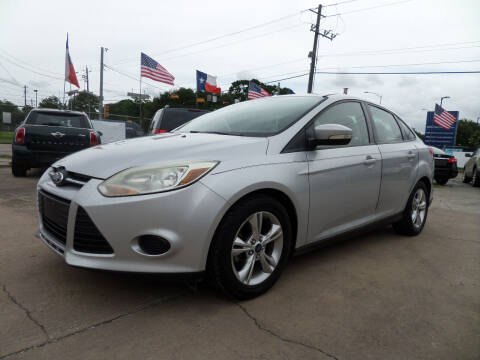 2014 Ford Focus for sale at West End Motors Inc in Houston TX