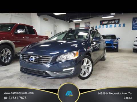 2015 Volvo V60 for sale at Automaxx in Tampa FL
