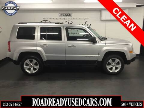 2012 Jeep Patriot for sale at Road Ready Used Cars in Ansonia CT