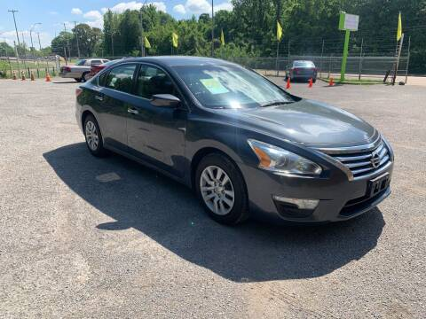 2013 Nissan Altima for sale at Super Wheels-N-Deals in Memphis TN