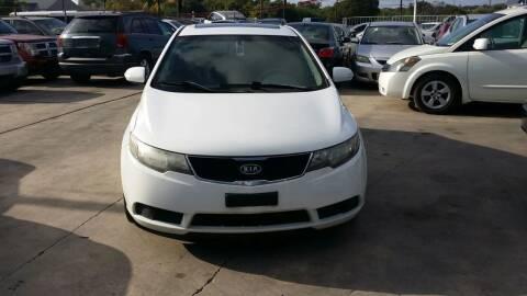 2010 Kia Forte for sale at Dubik Motor Company in San Antonio TX