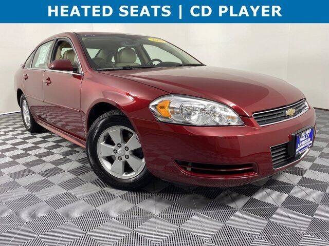 2009 Chevrolet Impala for sale at GotJobNeedCar.com in Alliance OH