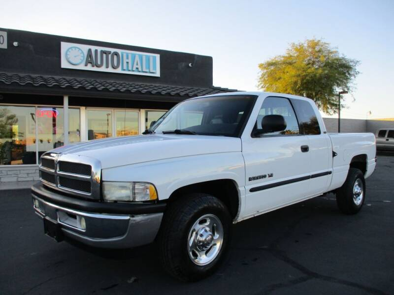 2001 Dodge Ram Pickup 2500 for sale at Auto Hall in Chandler AZ