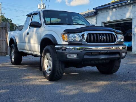 2002 Toyota Tacoma for sale at Wheel Deal Auto Sales LLC in Norfolk VA