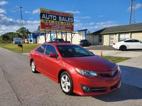 2012 Toyota Camry for sale at Mox Motors in Port Charlotte FL